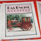 3 Gas Engine Magazines jan 1989 may 1989 april 1988