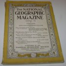 The National Geographic Magazine October 1928