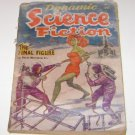 Dynamic Science Fiction Jan 1954 Book/Magazine