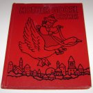 Mother Goose Rhymes Edited By Watty Piper  1940 Platt & Munk Co. HC