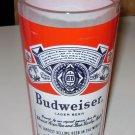 Vintage Budweiser King of Beers Drinking Glass
