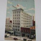 Vintage Postcard Henshaw Hotel Omaha Nebraska PM'd 1915