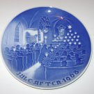1968 Bing & Grondahl B&G Jule After Royal Copenhagen Christmas Plate