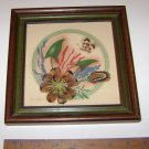 "Signed 1994 Ellen Kiefert  PHEASANT FEATHER"" FOLK ART"