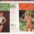 (2) Howells Nebraska Napa Parts Newsletters