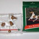 Hallmark Keepsake Ornament Horse Weathervane 1989