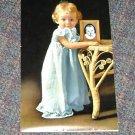 Little Girl Blue Print 1961 Gerber Co
