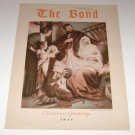 "The Bond Lutheran Publication 1944 ""Joseph & Mary Jesus"" cover"