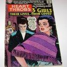 DC Comics HEART THROBS #104 1966 DC-TORRID ROMANCE