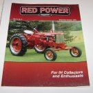 RED POWER IH & Farmall Enthusiasts Magazine september october 2006