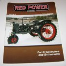 RED POWER IH & Farmall Enthusiasts Magazine jan/feb 2008
