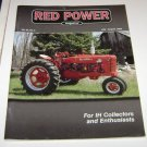 RED POWER IH & Farmall Enthusiasts Magazine july august 2009