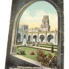 Vintage Postcard Counties Building Panama Pacific Exposition San Francisco CA