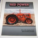 RED POWER IH & Farmall Enthusiasts Magazine september october 2008