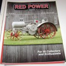 RED POWER IH & Farmall Enthusiasts Magazine november december 2007