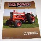 RED POWER IH & Farmall Enthusiasts Magazine november december 2008
