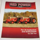 RED POWER IH & Farmall Enthusiasts Magazine september october 2011