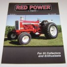 RED POWER IH & Farmall Enthusiasts Magazine may june 2008