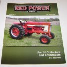 RED POWER IH & Farmall Enthusiasts Magazine july/august 2010