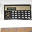 Schuyler State Bank Schuyler Nebraska Mini Pocket Calculator