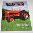 RED POWER IH & Farmall Enthusiasts Magazine september october 2010