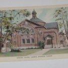 Vintage Postcard Central United Church Windsor Canada