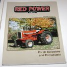 RED POWER IH & Farmall Enthusiasts Magazine september october 2001