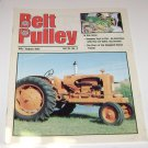The Belt Pulley Farm Magazine July August 1997