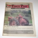 The Fence Post Nebraska Edition Gabe Fisher McCool Junction Cover 1999
