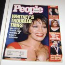 PEOPLE WEEKLY Bimonthly Celebrity April 17, 2000 Whitney's Troubled Times
