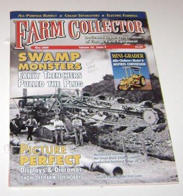 Farm Collector Magazine May 2008