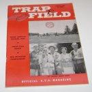 Trap & Field Magazine August 1961