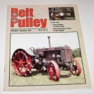 The Belt Pulley Magazine November December 1998