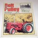 The Belt Pulley Magazine January February 1998