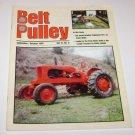 The Belt Pulley Magazine September October 1999