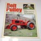 The Belt Pulley Farm Magazine Sept Oct 1999