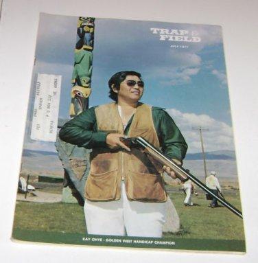 Trap & Field Magazine July 1977