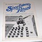 Sportsmen's Review Trapshooting Magazine april 15 1955