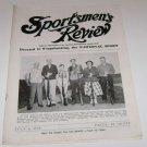 Sportsmen's Review Trapshooting Magazine july 8 1950