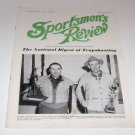 Sportsmen's Review Trapshooting Magazine february 15 1955