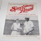 Sportsmen's Review Trapshooting Magazine september 3 1955