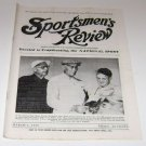 Sportsmen's Review Trapshooting Magazine march 1 1953