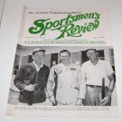 Sportsmen's Review Trapshooting Magazine august 27 1955
