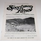 Sportsmen's Review Trapshooting Magazine august 9 1952