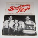 Sportsmen's Review Trapshooting Magazine september 10 1955