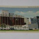 Vintage Postcard Hotel Lowry St Paul Minnesota PM'd1948