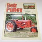 The Belt Pulley Magazine March April 1998