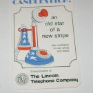 LT&T Lincoln Telephone Company Lincoln Nebraska Notepad