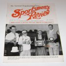 Sportsmen's Review Trapshooting Magazine june 18 1955