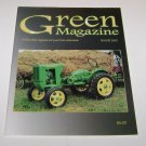 The Green Magazine for John Deere Tractor Enthusiasts August 2005